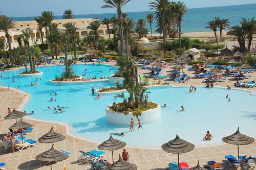 тунис из воронежа